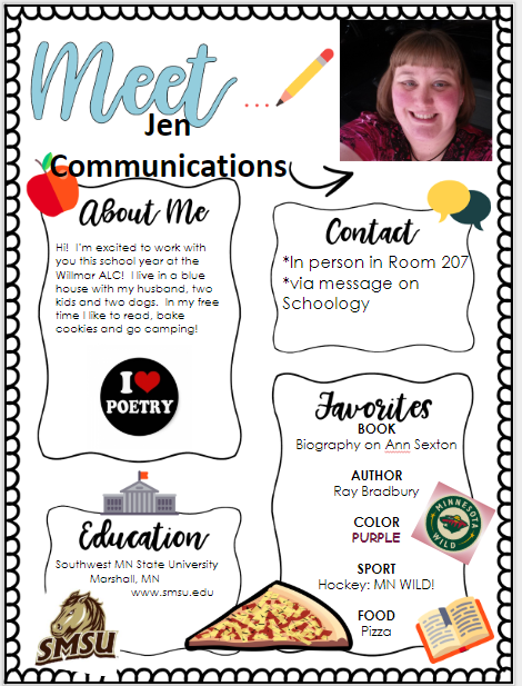 Meet Jen in Communications!