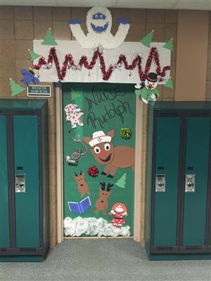 Door Decorating Contest High School Door Photos