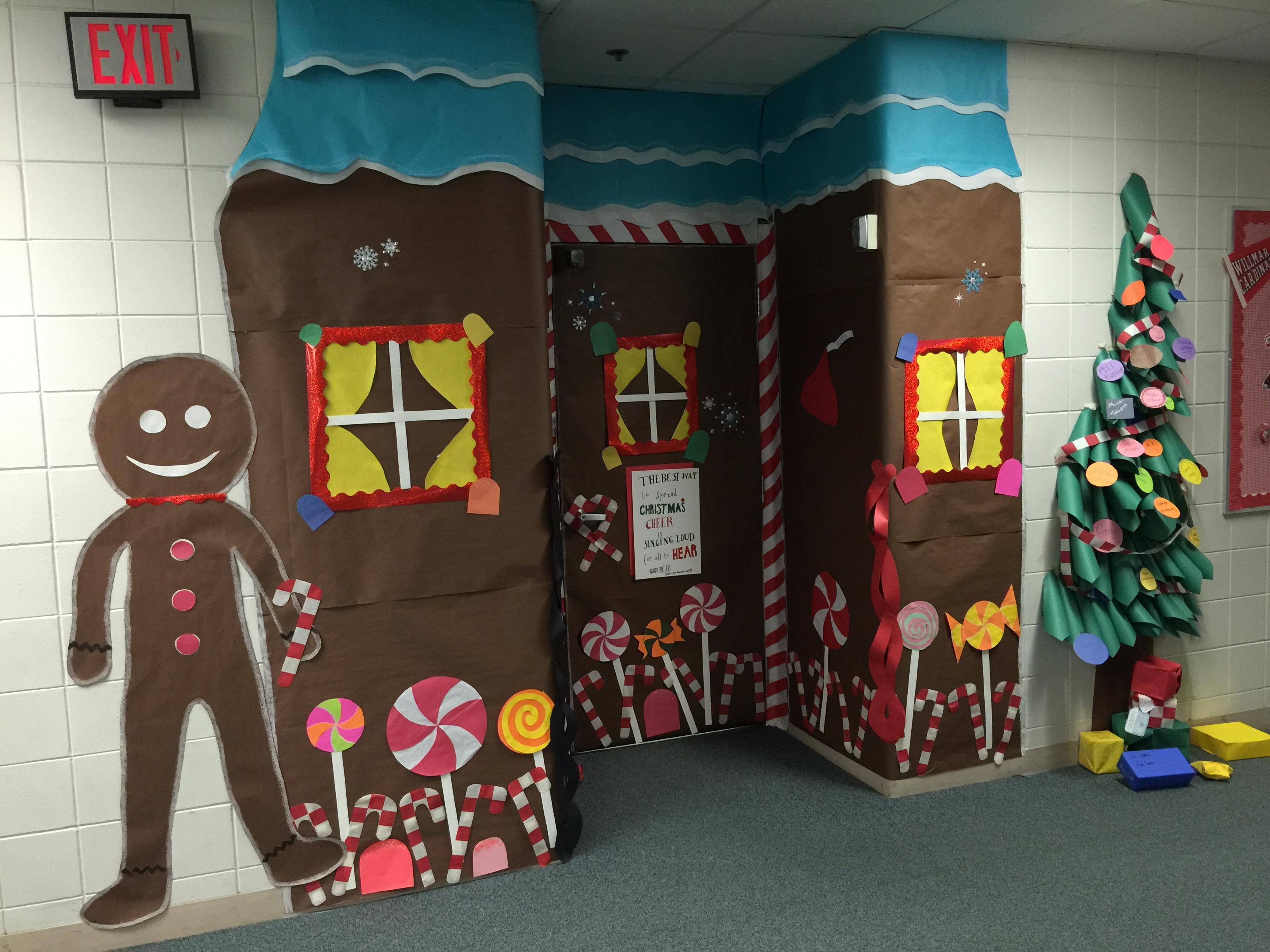 Door Decorating Contest High School Door s