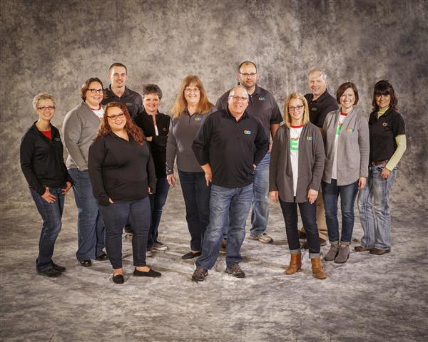 Willmar CER staff